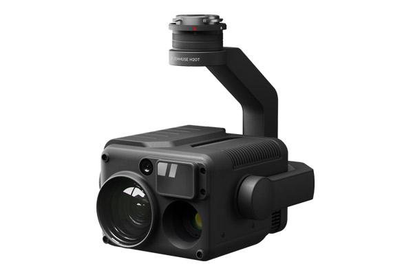 Camara Zenmuse DJI H20T, cámara visual y cámara térmica. Equipos profesionales de Dron y Cámaras para distintos usos de SG drones.