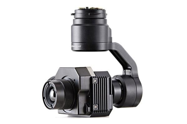 Cámara Zenmuse DJI XT, cámara de infarrojos. Equipos profesionales de Dron y Cámaras para distintos usos de SG drones.