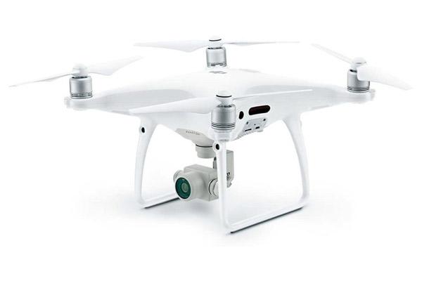 DJI Phantom 4 Pro. Equipos profesionales de Dron y Cámaras para distintos usos de SG drones.