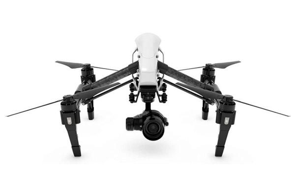 Dron DJI Inspire 1. Equipos profesionales de Dron y Cámaras para distintos usos de SG drones.