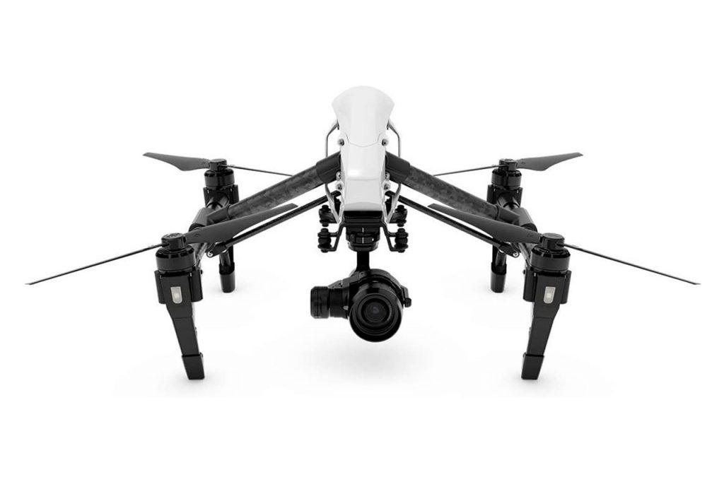Dron Dron DJI Inspire 1 - Equipos profesionales de Dron y Cámaras para distintos usos de SG drones.